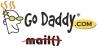 логотип godaddy